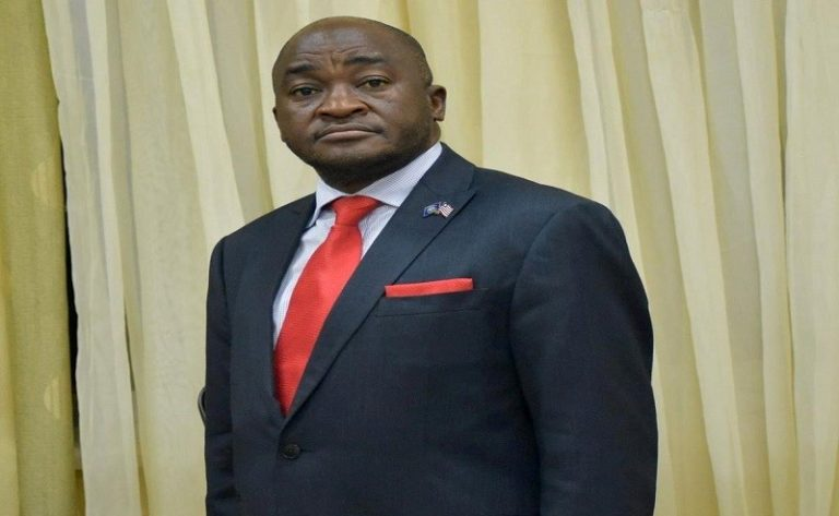 BREAKING NEWS: President Weah Nominates Amb. Kemayah Minister of Foreign Affairs