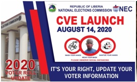 NEC Launches CVE Campaign For SSE, Referendum Aug. 14