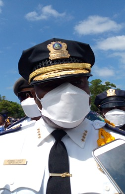 Police IG Warns New Gangs  -Calls On Leaders To Discontinue.   By Mark N. Mengonfia: mmenginfia@gmail.com