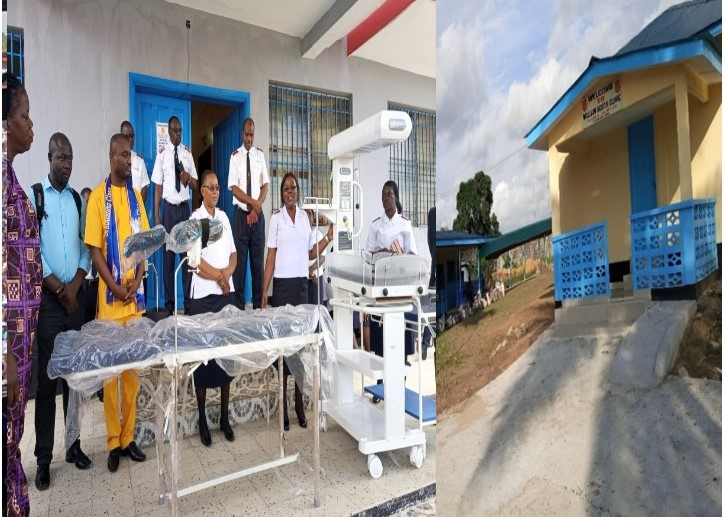 Salvation Army William Booth Clinic Receives Modern Medical Equipment