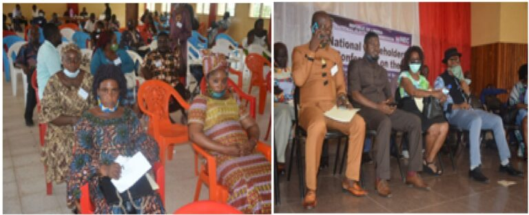 National Stakeholders Conference: Delegates Resolved to Support NEC in Conducting SSE and Referendum